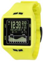 Vestal Brig Tide Watch - Yellow / Black / Negative