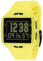 Vestal Helm Surf and Train Watch - Fluorescent Yellow / Black