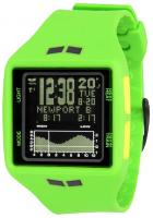 Vestal Brig Tide Watch - Green / Black / Negative