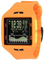 Vestal Brig Tide Watch - Orange / Black / Negative