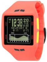 Vestal Brig Tide Watch - Salmon / Black