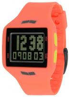 Vestal Helm Surf and Train Watch - Salmon / Black
