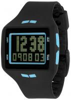Vestal Helm Surf and Train Watch - Black / Blue