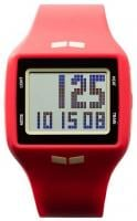 Vestal Helm Surf and Train Watch - Red / Tan / Positive