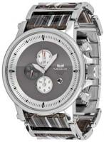 Vestal Plexi Acetate Watch - Silver / Grey