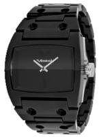 Vestal Destroyer Plastic Watch - Black / Black / White