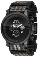 Vestal Plexi Acetate Watch - Black / Tortoise