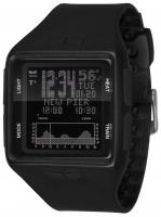 Vestal Brigg Tide and Training Watch - Black / Black / Black