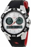 Rip Curl Shipstern Tidemaster Watch - Silver / PU Band