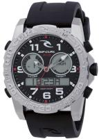 Rip Curl Cortez XL PU Tidemaster Watch - Black
