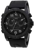 Rip Curl Cortez XL PU Tidemaster Watch - Midnight / Charcoal