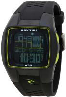 Rip Curl Trestles Oceansearch Tide Watch - Midnight / Lime