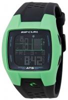 Rip Curl Trestles Oceansearch Tide Watch - Fluro Green
