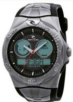 Rip Curl Ultimate Titanium Tidemaster Watch - Black / PU