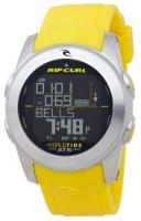 Rip Curl Pipeline World Tide Watch - Yellow