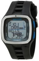 Rip Curl Trestles Pro World Tide Watch - Black / White