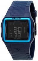 Rip Curl Drift Anodized Digital Watch - Navy