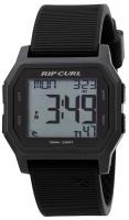 Rip Curl Atom Digital Watch - Black / White