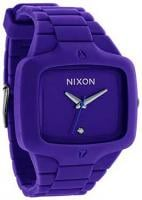 Nixon Rubber Player Watch - Purple