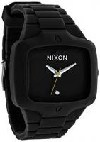 Nixon Rubber Player Watch - Black