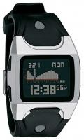 Nixon Lodown Tide Watch - Silver