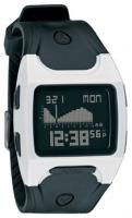 Nixon Lodown Tide Watch - Black / White