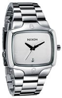 Nixon Player Watch - White