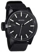 Nixon Chronicle Watch - All Black