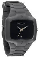Nixon Rubber Player Watch - Grey / Black