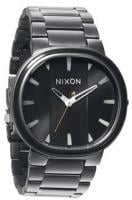 Nixon Capital Watch - All Gunmetal / Black