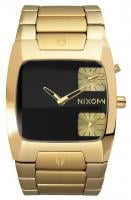 Nixon Banks Watch - All Gold / Black