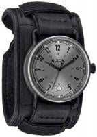 Nixon Axe Watch - Matte Black / Matte Gunmetal