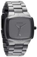 Nixon Player Watch - Matte Black / Matte Gunmetal