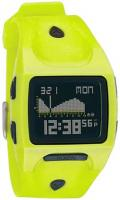 Nixon Lodown Tide Watch - Lime / Black