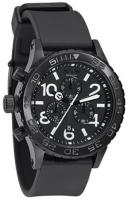 Nixon 42-20 PU Chrono Watch - All Black