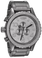 Nixon 51-30 Chrono Watch - All Raw Steel
