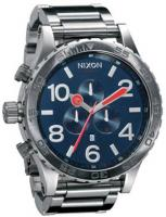 Nixon 51-30 Chrono Watch - Navy