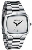 Nixon Player Watch - Silver