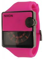Nixon Rubber Murf Watch - Shocking Pink