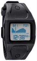 Nixon Lodown Tide Watch - Black / Positive