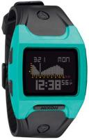 Nixon Lodown Tide Watch - Black / Teal