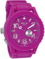 Nixon Rubber 51-30 Tide Watch - Shocking Pink