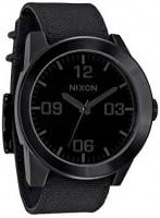 Nixon Corporal Watch - All Black