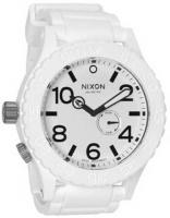 Nixon Rubber 51-30 Tide Watch - White
