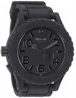 Nixon Rubber 51-30 Tide Watch - Black