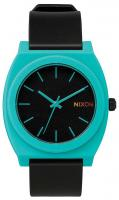 Nixon Time Teller P Watch - Black / Teal
