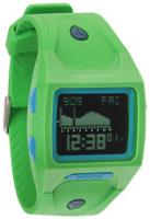 Nixon Lodown Tide Watch - Green / Blue / Navy