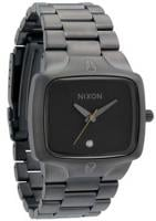Nixon Player Watch - All Gunmetal / Black