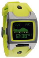 Nixon Lodown TI Tide Watch - Lime