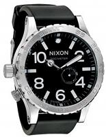 Nixon 51-30 PU Tide Watch - Black